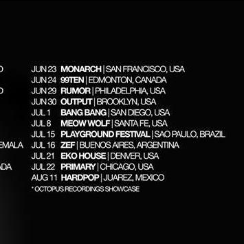 Sian tour